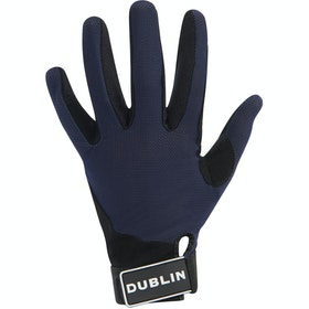 Dublin Meshback Gloves - Navy