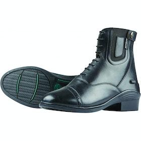 Dublin Evolution Lace Front Ladies Paddock Boots - Black