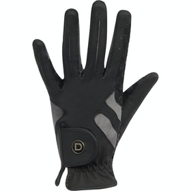 Dublin Cool It Gel Gloves - Black Grey