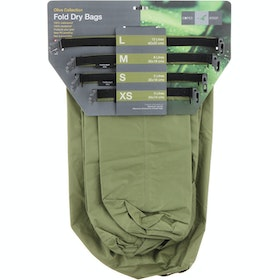 Sac à Dos Imperméable Exped Fold Dry 4 Pack - Olive