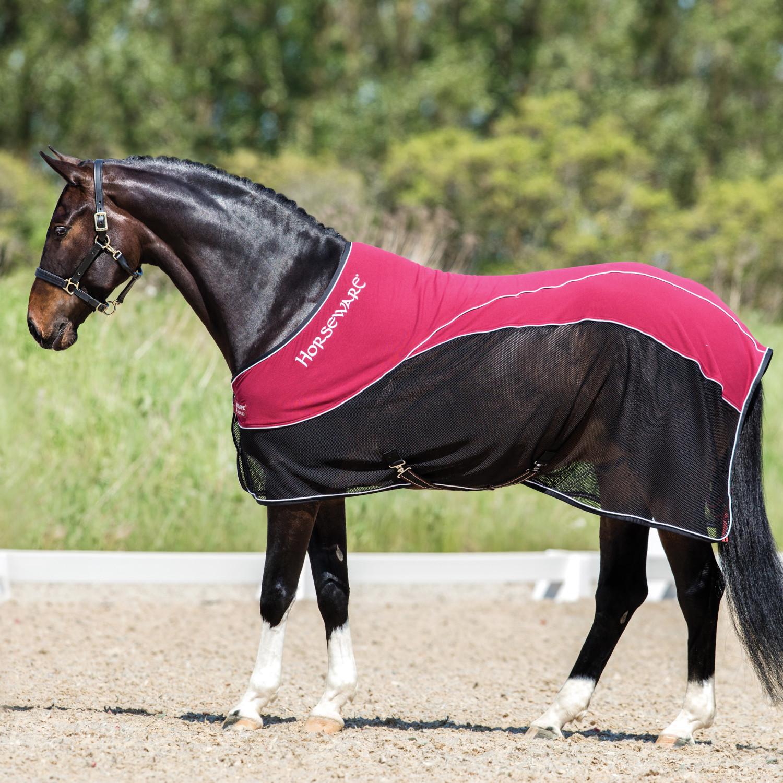 Rambo Sport Horse Rug Cooler Black