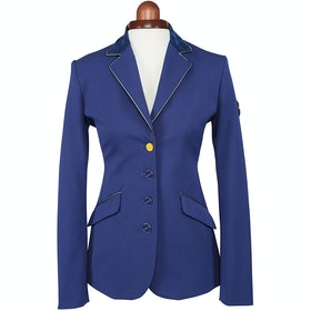 Shires Aubrion Delta Ladies Competition Jackets - Navy