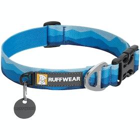 Ruffwear Hoopie Hundehalsband - Blue Mountains