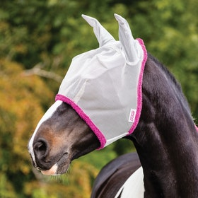 Masque anti-mouches Amigo Durable - Silver Purple