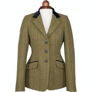 Shires Aubrion Childs Saratoga Competition Tweed Jacket