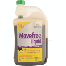 Global Herbs Movefree Liquid 1 Litre Joint Supplement - Brown