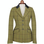 Shires Aubrion Saratoga Competition Tweed Jacket