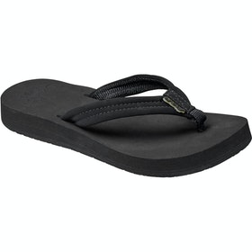 Reef Cushion Breeze Womens Sandals - Black Black