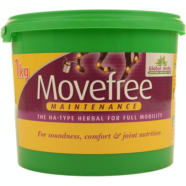 Global Herbs Movefree Maintenance 1kg Joint Supplement