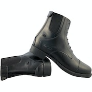 Mark Todd Back Zip Competition Paddock Boots