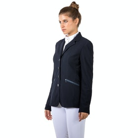 Competition Jackets Senhora Mark Todd Mesh Show - Navy