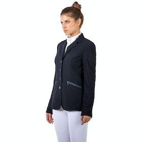 Mark Todd Mesh Show Damen Competition Jackets - Navy