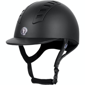 Gatehouse Chelsea Pro Air Vent Matt Riding Hat - Black