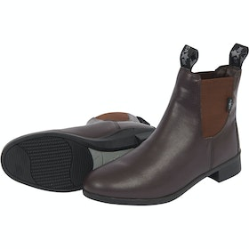 Saxon Syntovia , Jodhpur Boots - Brown