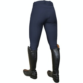 Mark Todd Coolmax Grip Ladies Riding Breeches - Navy