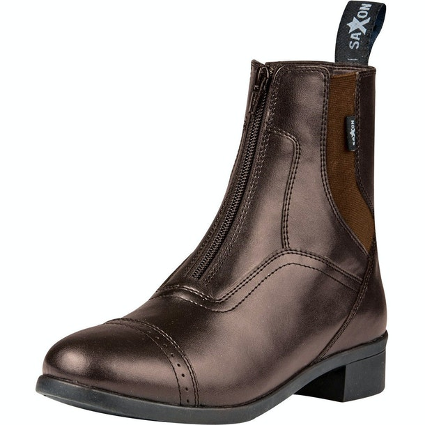 Saxon Syntovia Childrens Paddock Boots