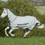 Bucas Sweet Itch Full Neck Fly Rug