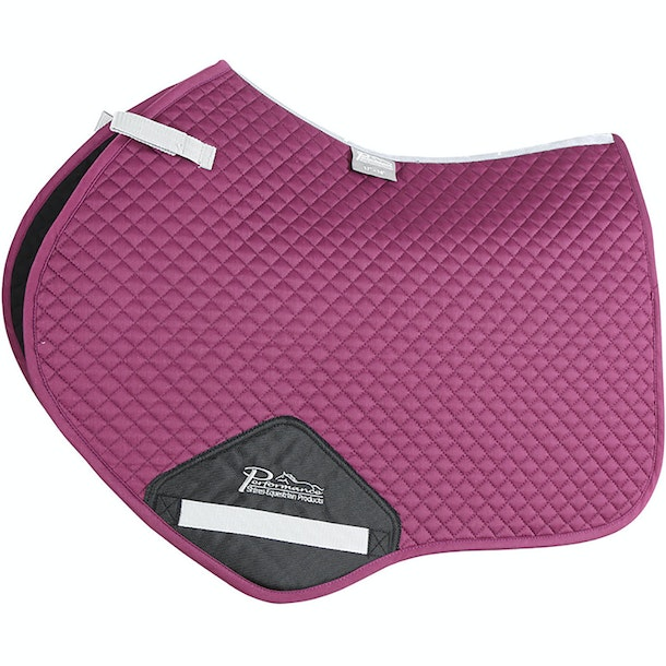 Shires Performance Suede Jumping Saddlecloth Sattelpad