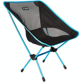 Helinox One L Camping Chair - Black Blue