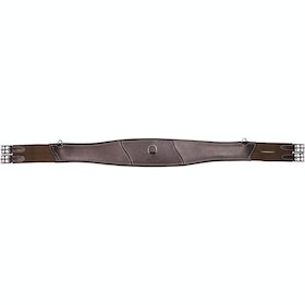 Cilha Mark Todd Flexi Leather - Havana