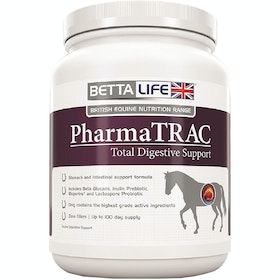 BettaLife Pharmatrac 1kg Total Digestion Supplement - White