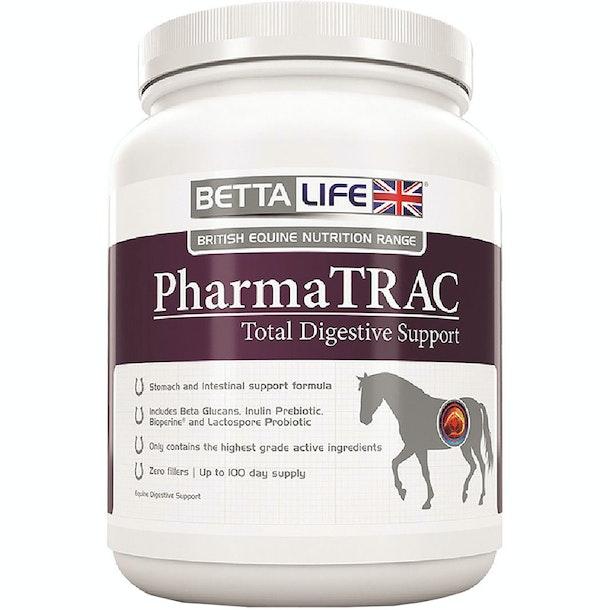 BettaLife Pharmatrac 1kg Total Digestion Supplement