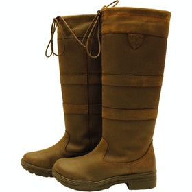 Botas de campo Horseware Long Wide - Brown