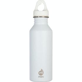 Mizu M5 w Loop Cap Wasserflasche - Enduro White