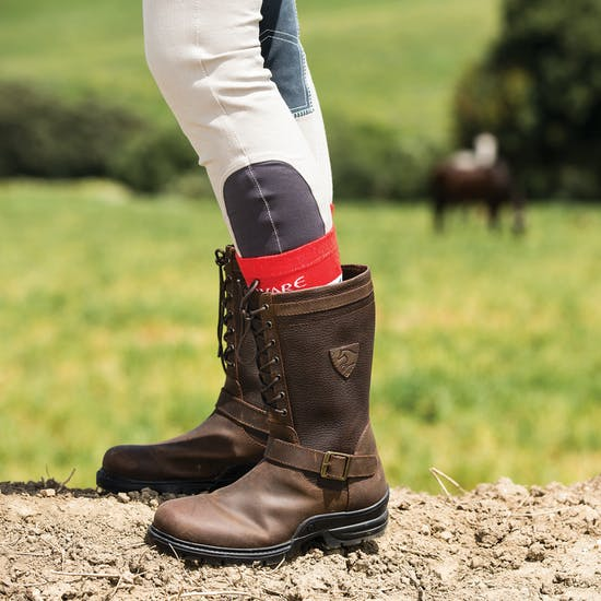 Horseware Short Wide Country Boots