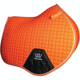 Woof Wear Close Contact Colour Fusion Saddlepads - Orange
