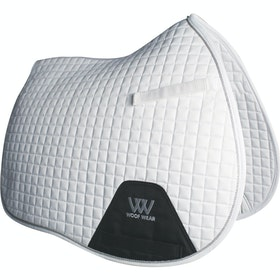 Woof Wear GP Saddlepads - White