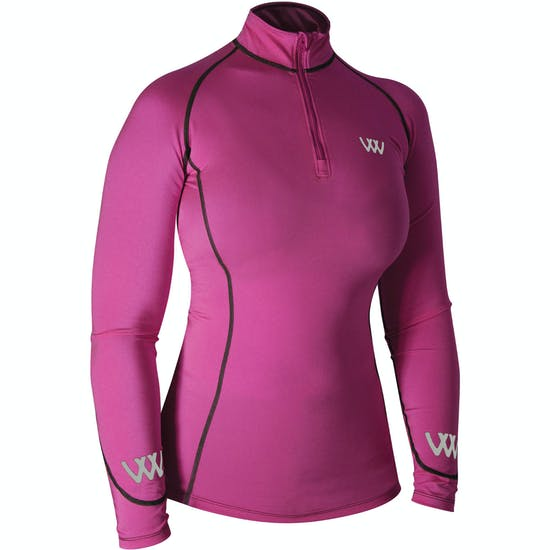 Woof Wear Performance Riding Ladies Top