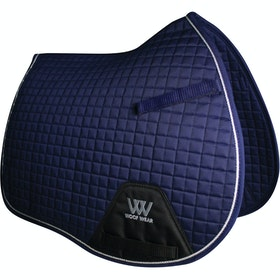 Woof Wear GP Saddlepads - Navy