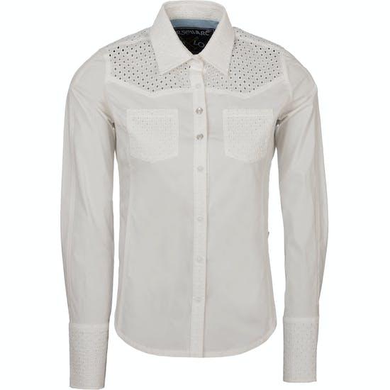 Horseware Polo Flori Cotton Competition Shirt