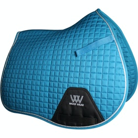 Woof Wear GP Colour Fusion Saddlepads - Turquoise