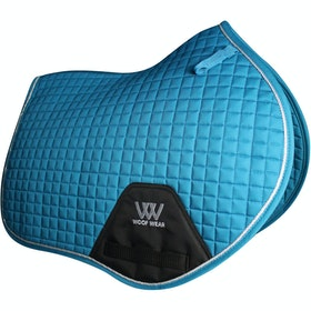 Woof Wear Close Contact Colour Fusion Saddlepads - Turquoise