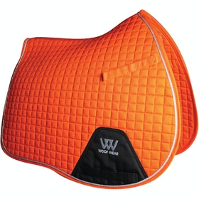 Woof Wear GP Colour Fusion Saddlepads - Orange