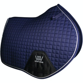 Woof Wear Close Contact Saddlepads - Navy