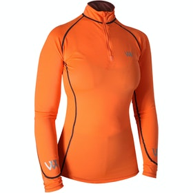 Woof Wear Performance Riding Colour Fusion Top - Orange