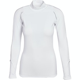 Horseware Long Sleeve Damen Funktionsunterwäsche Oberteil - White