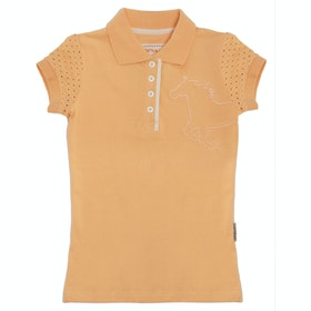 Horseware Pique Childrens Polo Shirt - Sunburst