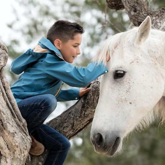 Horseware Rain Kids Jacket