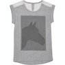 Horseware Novelty Childrens Short Sleeve T-Shirt
