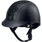 Casco equitación Charles Owen ASTM Leather Look eLumenAyr Round Fit