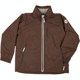 Horseware Corrib 0g Childrens Riding Jacket - Chocolate