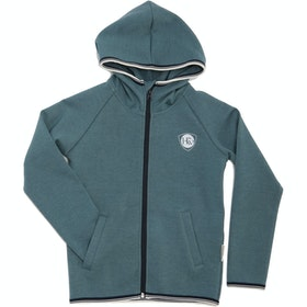 Horseware Sports Childrens Zip Hoody - Moroccan Blue