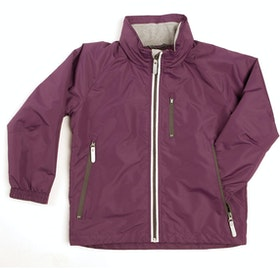 Horseware Corrib 0g Kinder Riding Jacket - Purple Plum
