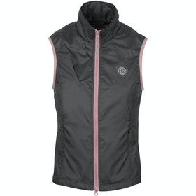 Horseware Nessa Lightweight Ladies Gilet - Charcoal