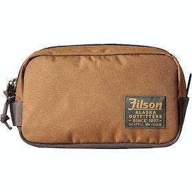 Filson Travel Pack Washbag - Whiskey