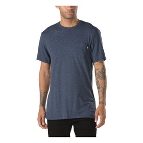 T-Shirt à Manche Courte Vans Bound By Nothing - Navy Heather